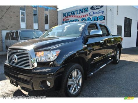 Newins Ford by 2010 Toyota Tundra Limited Crewmax 4x4 In Black Photo 13