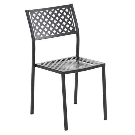 sedia giardino sedia in ferro per giardino lola 1 vendita