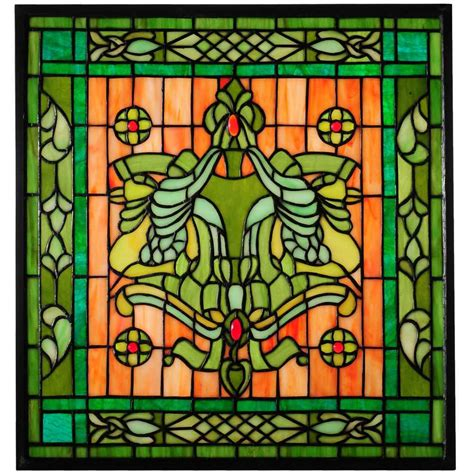 tiffany stained glass l tiffany glass panels knowledgebase