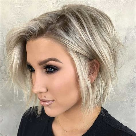 Cute Short Hairstyles For Fine Hair You Must Try Before
