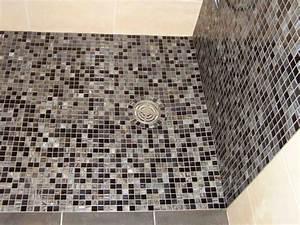 Carrelage Douche à L Italienne : carrelage mosa que pour douche l 39 italienne salle de bain ~ Dailycaller-alerts.com Idées de Décoration