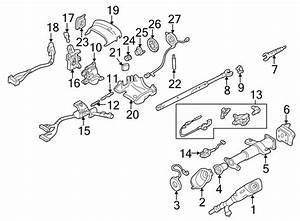 Chevrolet Astro Sensor  Position  Air Bag Clockspring
