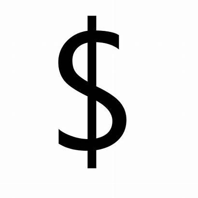 Dollar Sign Icon Transparent Clipart Logos Web