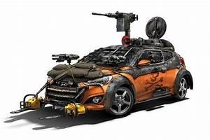 Anti Radar Voiture : hyundai veloster zombie survival machine la voiture anti radar parfaite ~ Farleysfitness.com Idées de Décoration