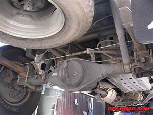 2003 Toyota Tacoma Rear Differential Diagram  Toyota  Auto
