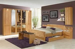 Komplettes Schlafzimmer Kaufen : wiemann lausanne 3 teiliges schlafzimmer set m bel letz ~ Watch28wear.com Haus und Dekorationen