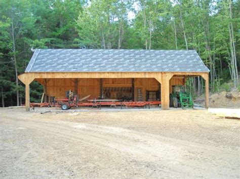 mill shed  sawmill sheds projects