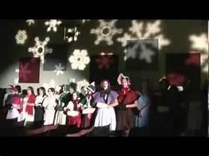 "Haverhill High School's dress rehearsal of ""A Christmas ..."