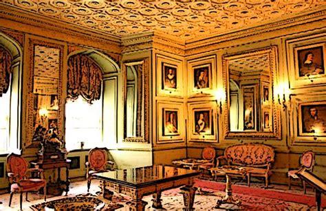 Warwick Castle Interior - warwick castle