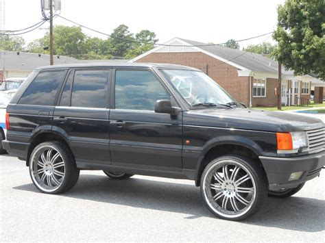 1999 Land Rover Range Rover by 1999 Land Rover Range Rover Ii Pictures Information And
