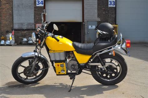 build   electric motorcycle