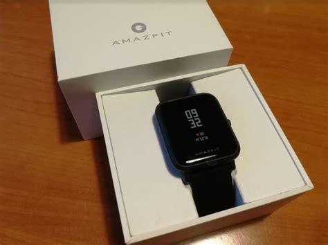 english version huami amazfit smartwatch youth edition