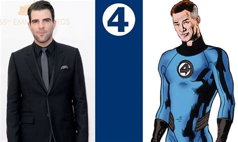 zachary quinto marvel mcu fantastic four reed richards zachary quinto by