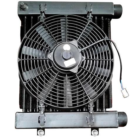 fluid cooler with fan decloet oil cooler fan oem 31893 agri supply 103496