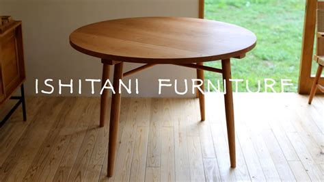 Ishitani  Making A Round Table 20 Youtube