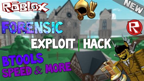 roblox exploithack forensic patched btools speed
