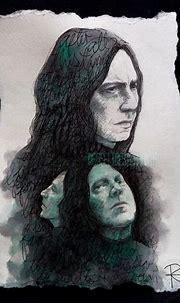 severus-snape-my-eternal-prince   Severus snape, Severus ...