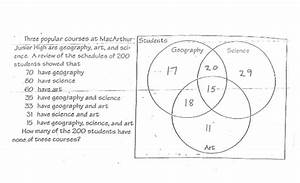 Venn Diagram Questions And Answers
