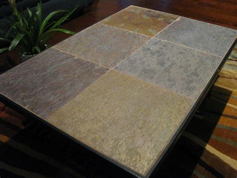 marble tile table top ideas and patterns