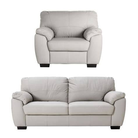 2 Seater Sofa Argos by Buy Collection 2 Seater Leather Sofa And Chair