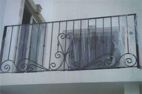 Barandal de balcon HERRERIA MOCTEZUMA