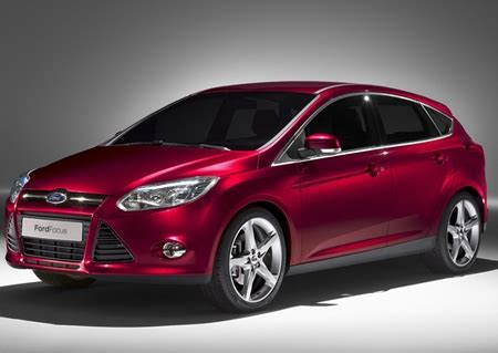 Ford Focus Plant by Ford S Rayong Plant Open Pattaya Mail