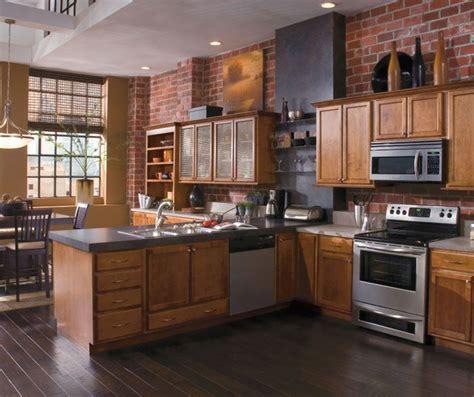 hardwood floors in kitchens 30 best schrock kitchens images on kitchen 4161