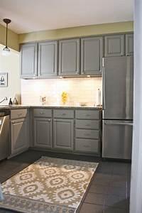 Kitchen 16 Modern Grey Kitchen Cabinets To Inspire You