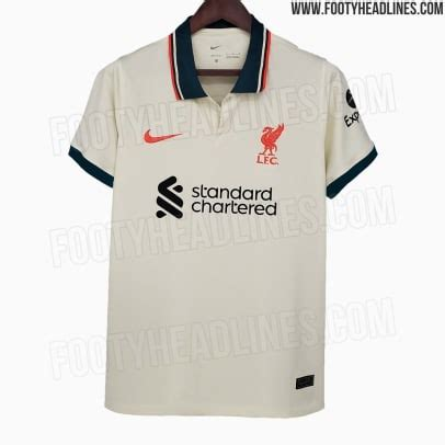 Still, reds fans seem to like what they've seen, with a classy yellow design possibly set to be unveiled at. Leaked Images of Liverpool's 21/22 Away Kit Surface Online | Premier League - LFC Transfer Room ...