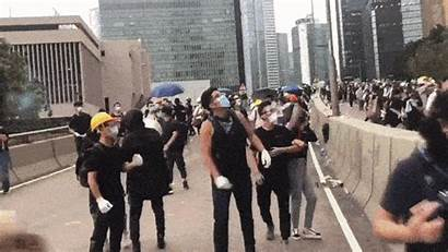 Kong Hong Protests Protest Peaceful Protesters Reddit