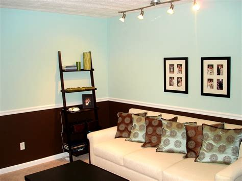 Beautiful Two Toned Wall Colors Picture Collection Wall