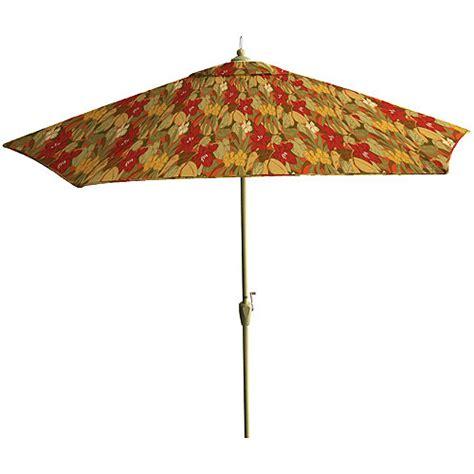 impressive floral patio umbrella 3 floral outdoor patio
