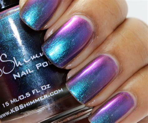 Multichrome Nail Polish
