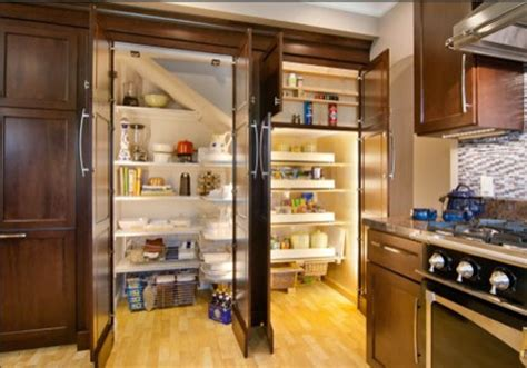 ideas for kitchen pantry 26 awesome kitchen pantry ideas creativefan