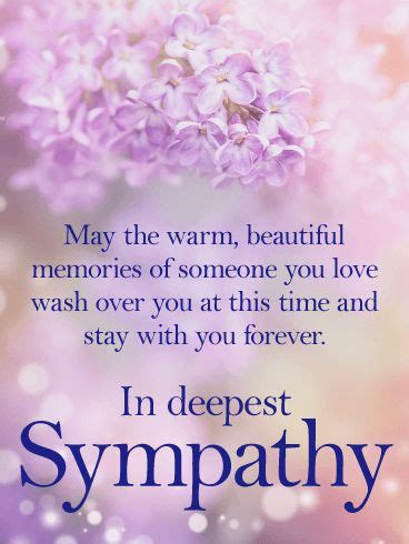 stay    sympathy card  soothing