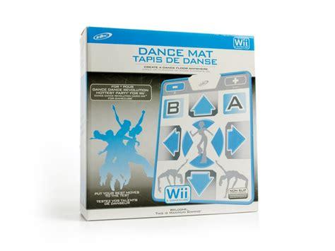 Wii Just Mat - 187 wii wired mat 4 99