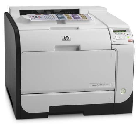 color toner printer hp colour laserjet m451nw printerinks