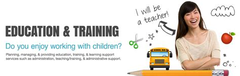 education training lake techs career pathways
