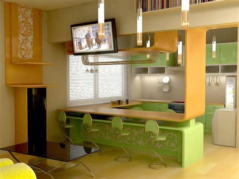 Small Kitchen Interior Design Ideas  Small Kitchen Design