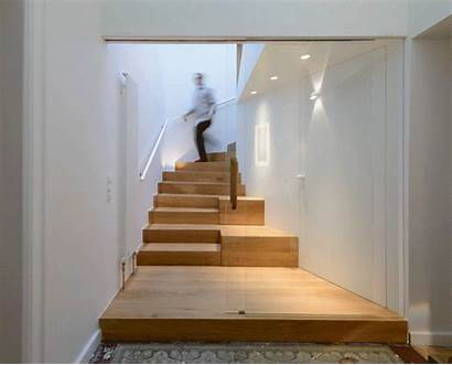 Stair Study Case Houses Architecture Staircase Purposeful