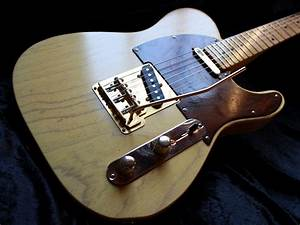 Wudtone New Country Telecaster Tremolo Assembly