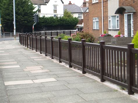Low Fencing For Front Gardens