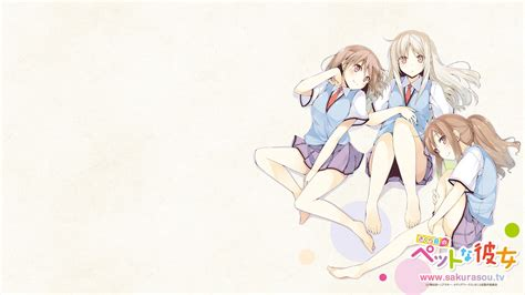 Anime Pet Wallpaper - sakurasou no pet na kanojo computer wallpapers desktop