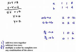 Writing and solving systems of equations