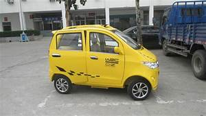 In China low-speed EVs will play a large role in urban ...