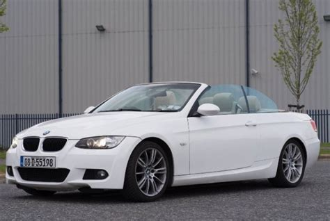 White Bmw For Sale by 2008 Bmw 320i Convertible White Or Blue For Sale For Sale