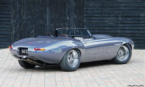 Third Bespoke E-type Creation