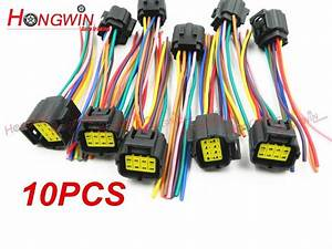 Daewoo Matiz Ignition Wiring Diagram : 10pcs wire plug for throttle body 96394330 96439960 daewoo ~ A.2002-acura-tl-radio.info Haus und Dekorationen