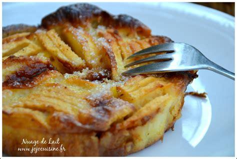 recette cuisine weight watcher quiche sans pâte aux pommes et carambar la recette