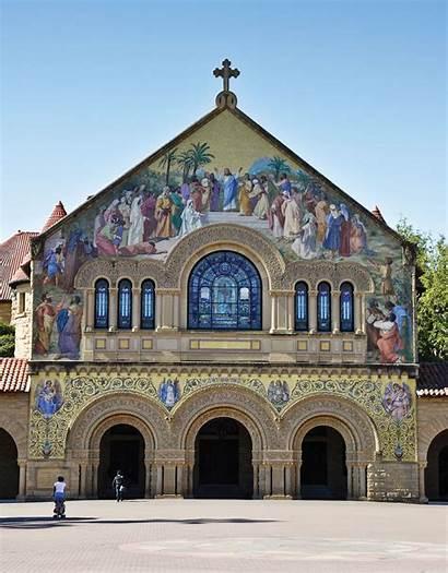 Stanford University Church Campus California Memorial Location